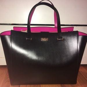 *NEVER USED* Kate Spade Annelle Arbour Hill Black